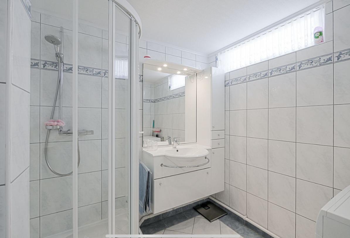 badkamer die verwijderd moet worden