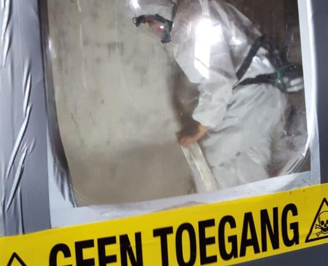 kosten asbest verwijderen