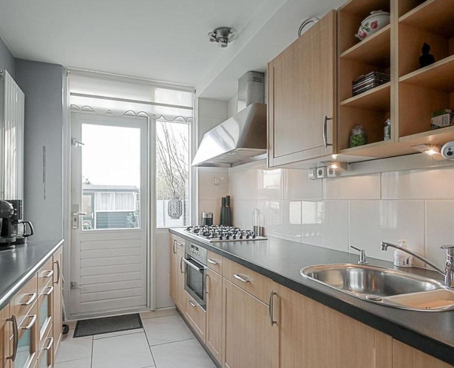 Sloopproces keuken