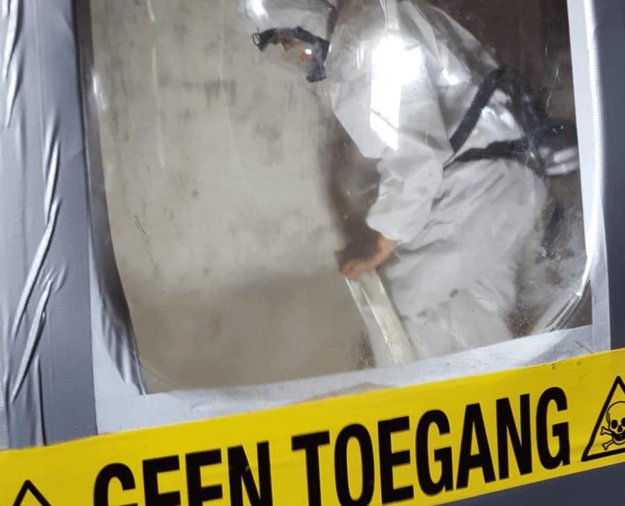 Asbestverwijdering-Eindhoven